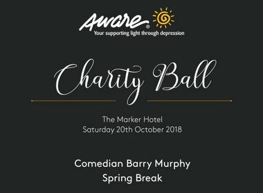 Aware Charity Ball 2018
