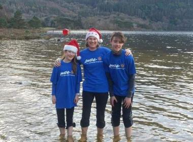 Killarney Christmas Day Dip