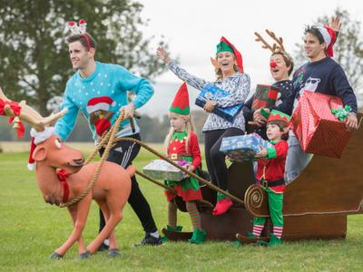 Conor\'s Aware Christmas Run Challenge | Depression Support ...