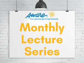Upcoming Aware Lectures