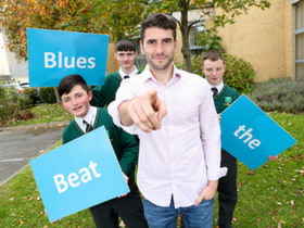 The Cadbury Foundation donates €56,000 to support Aware's 'Beat the Blues' initiative