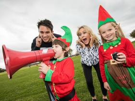 Aware launches 12th annual Christmas Run
