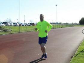 David's 10 Marathons in 10 Days