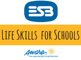 ESB Launch Partnership with Aware to teach young people life skills