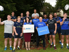WIN A TRIP FOR 2 TO GLASGOW WITH THE LEINSTER RUGBY TEAM