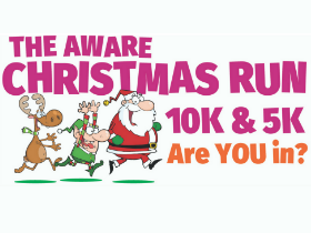 Aware Christmas Run 2018
