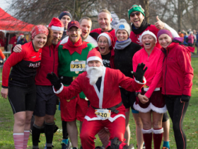 Thank you to everyone who took part in the Aware Christmas Run