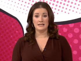Aware on Virgin Media One's the Elaine show