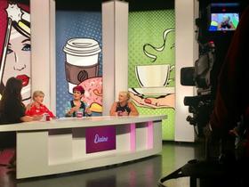 Aware on TV3's Elaine Show