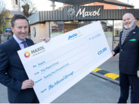 Thank you to all involved in the 10c Maxol campaign