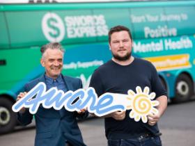 #ExpressYourself - New 'Aware' Swords Express Bus