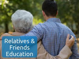 Relatives & Friends Education Programme