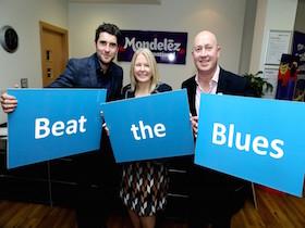 Mondeléz Ireland announce 3 year partnership with Aware