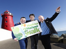 Aware Harbour2Harbour Walk  – Going National for St. Patrick's Day 2016